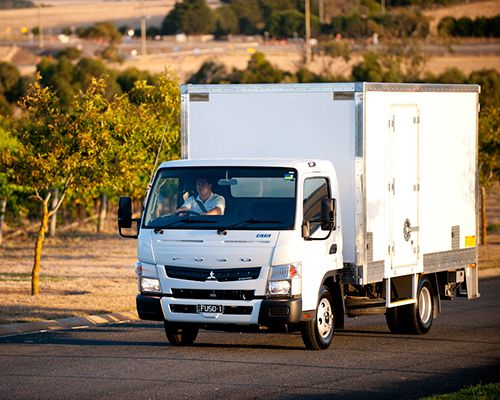 Fuso Canter turns 50 this year