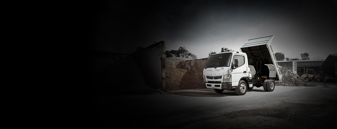 Image of the Built Ready tipper
