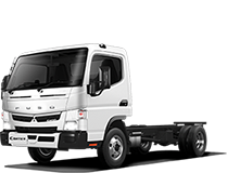 Image of Fuso Canter light duty truck