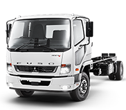 Image of Fuso Fighter medium duty truck