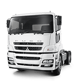 Image of Fuso heavy duty truck