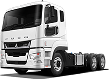 Image of Fuso Shogun heavy duty truck