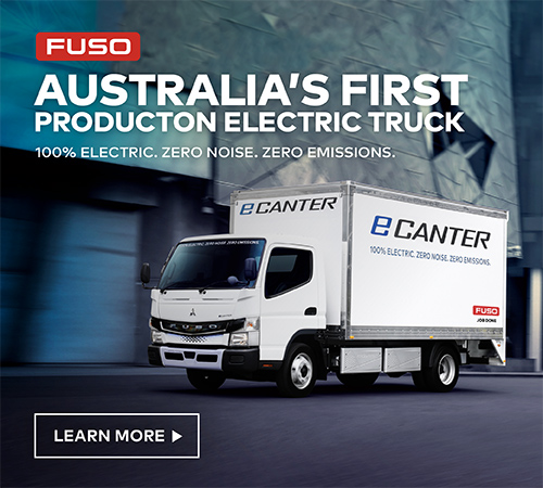 Australia's First Production Electric Truck. 100% Electric. Zero Noise. Zero Emissions.