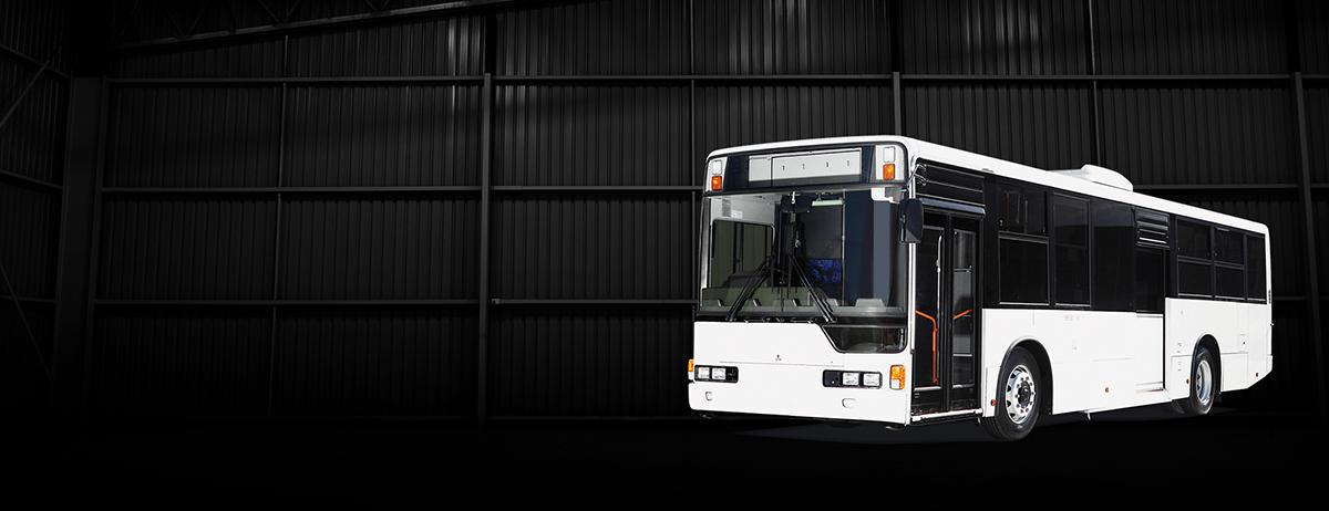 MP Bus Range - Fuso Truck & Bus Australia