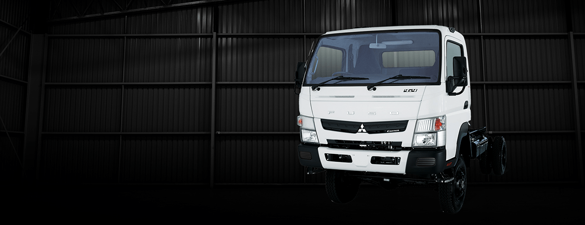 Banner image for 4x4 Range Canter models
