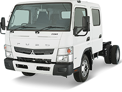 Image of the 815 Wide Crew Cab model