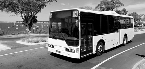 Image of MP Bus Range vehicle