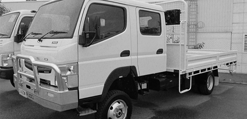 Image of Crew Cab Range vehicle