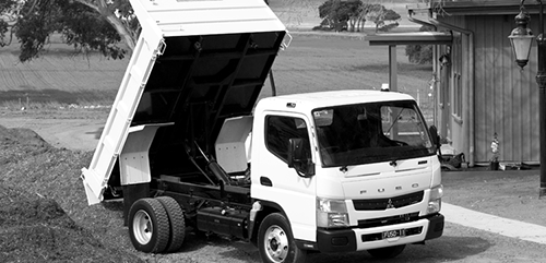 Image of Tipper Range vehicle