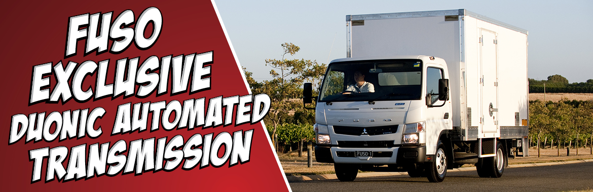 Fuso exclusive duonic automated transmission